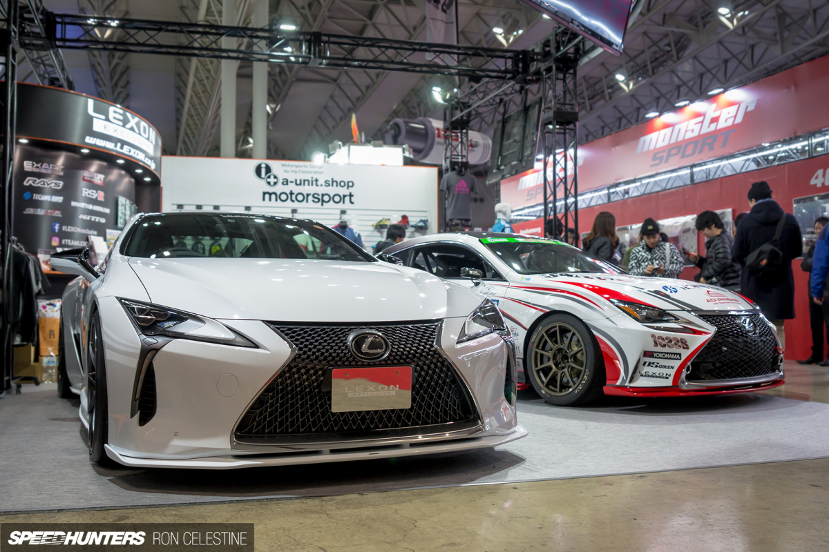 Lexus LC 500: The Next Big Thing In Modifying?