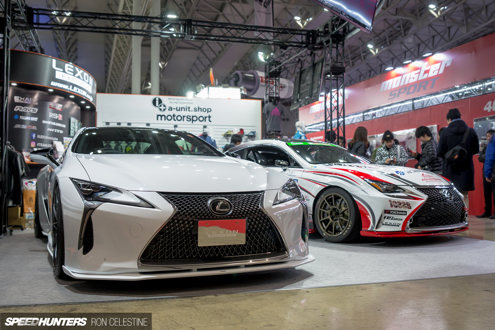 Lexus Lc 500 The Next Big Thing In Modifying