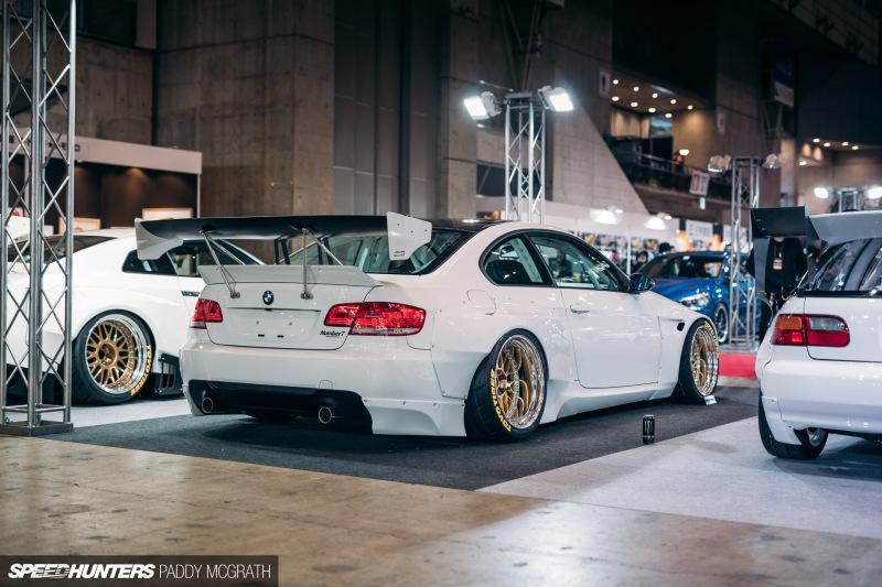 2018 Tokyo Auto Salon 50mm by PaddyMcGrath-2