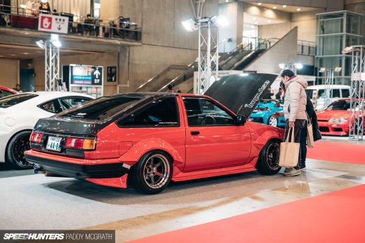 2018 Tokyo Auto Salon 50mm by PaddyMcGrath-7