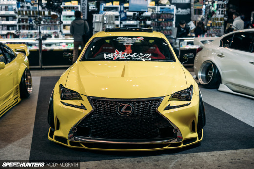 2018 Tokyo Auto Salon 50mm by PaddyMcGrath-14