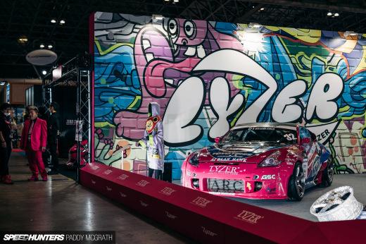 2018 Tokyo Auto Salon 50mm by PaddyMcGrath-15