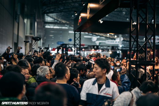 2018 Tokyo Auto Salon 50mm by PaddyMcGrath-17
