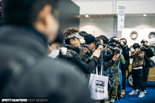 2018 Tokyo Auto Salon 50mm by PaddyMcGrath-24