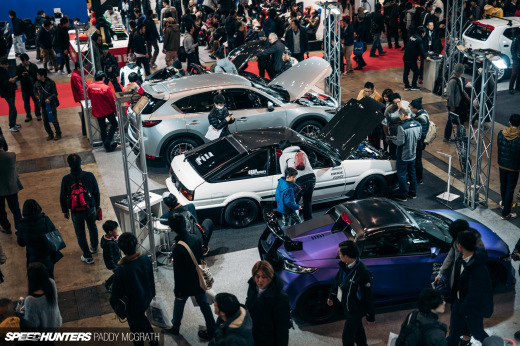 2018 Tokyo Auto Salon 50mm by PaddyMcGrath-33