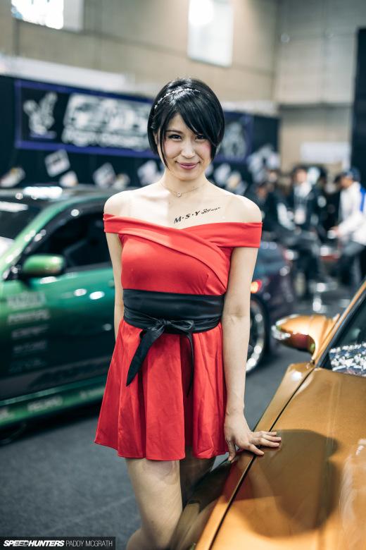 2018 Tokyo Auto Salon 50mmTall-1