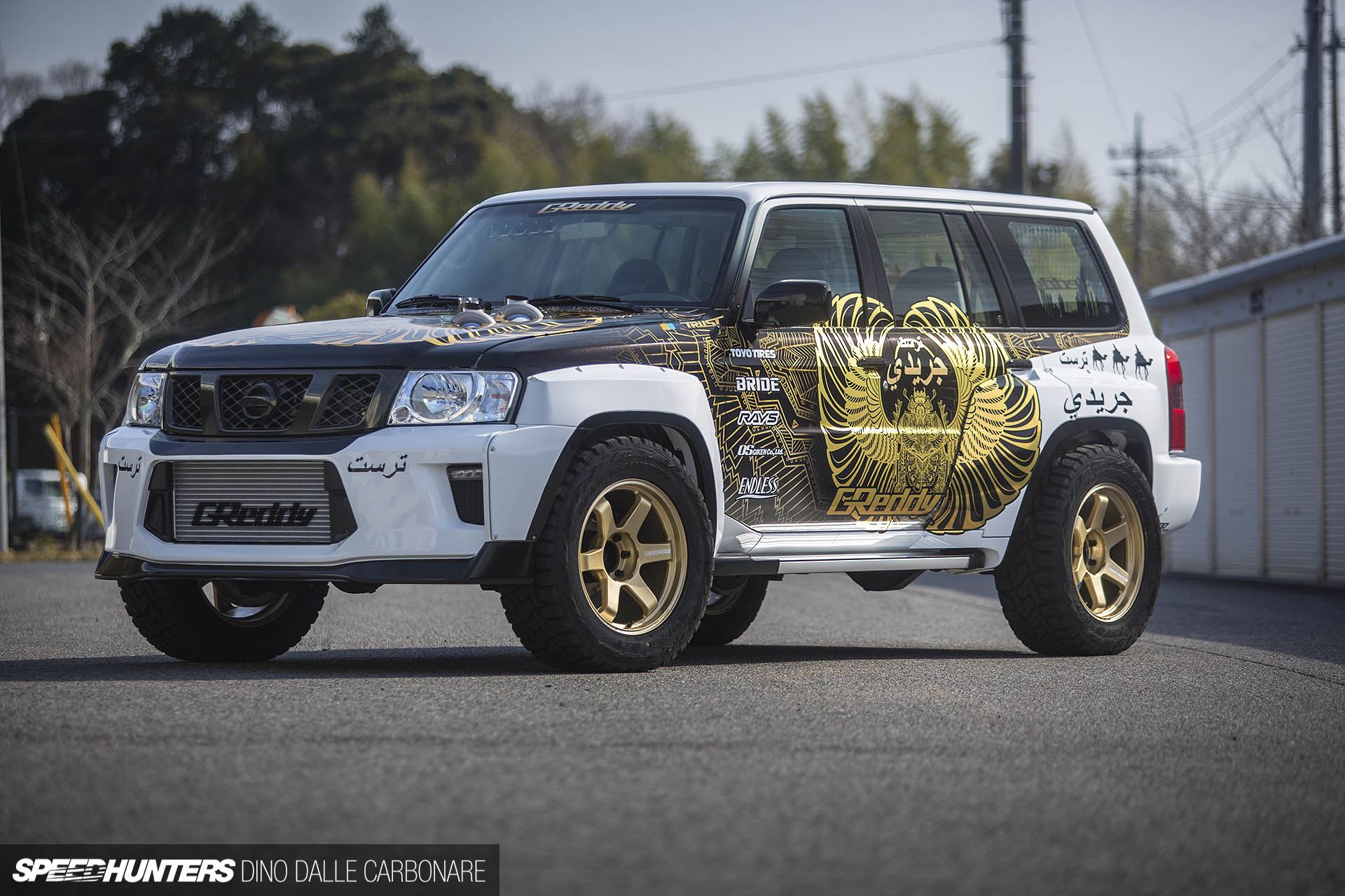 In Trust We Trust The 2 000hp Suv Speedhunters