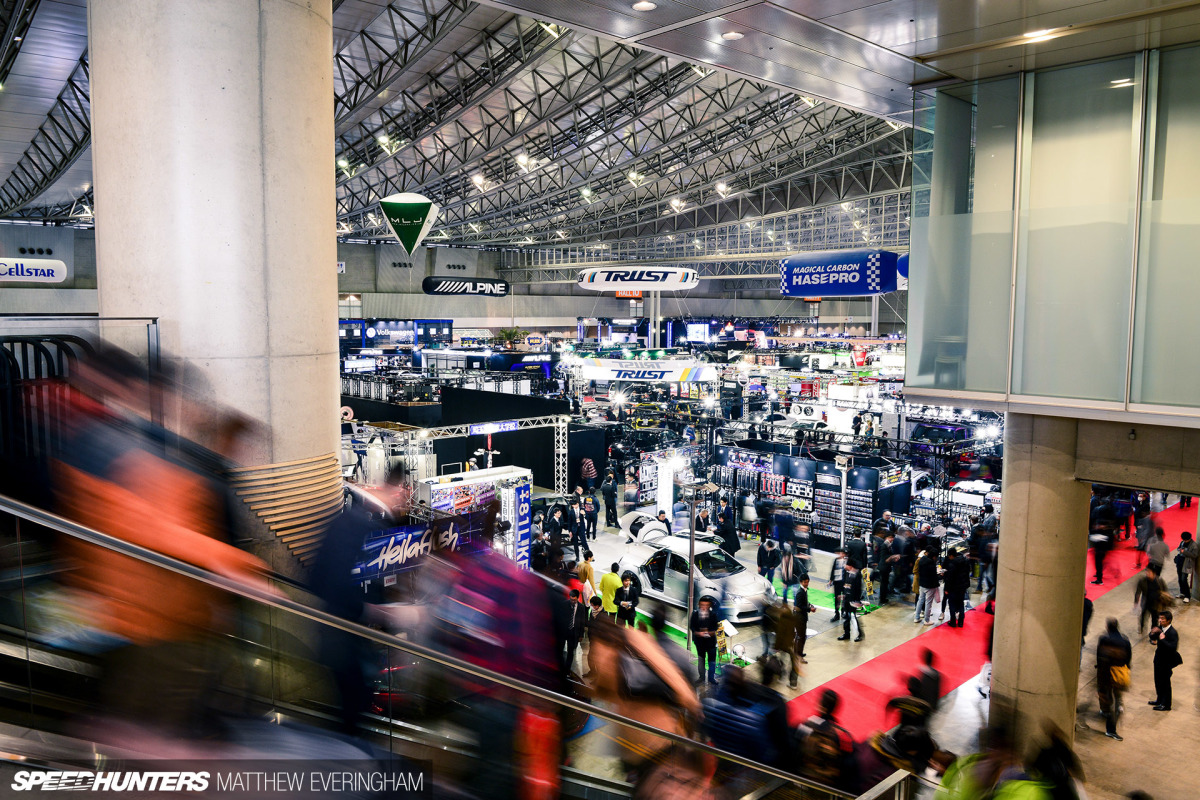 Access All Areas At Tokyo AutoSalon