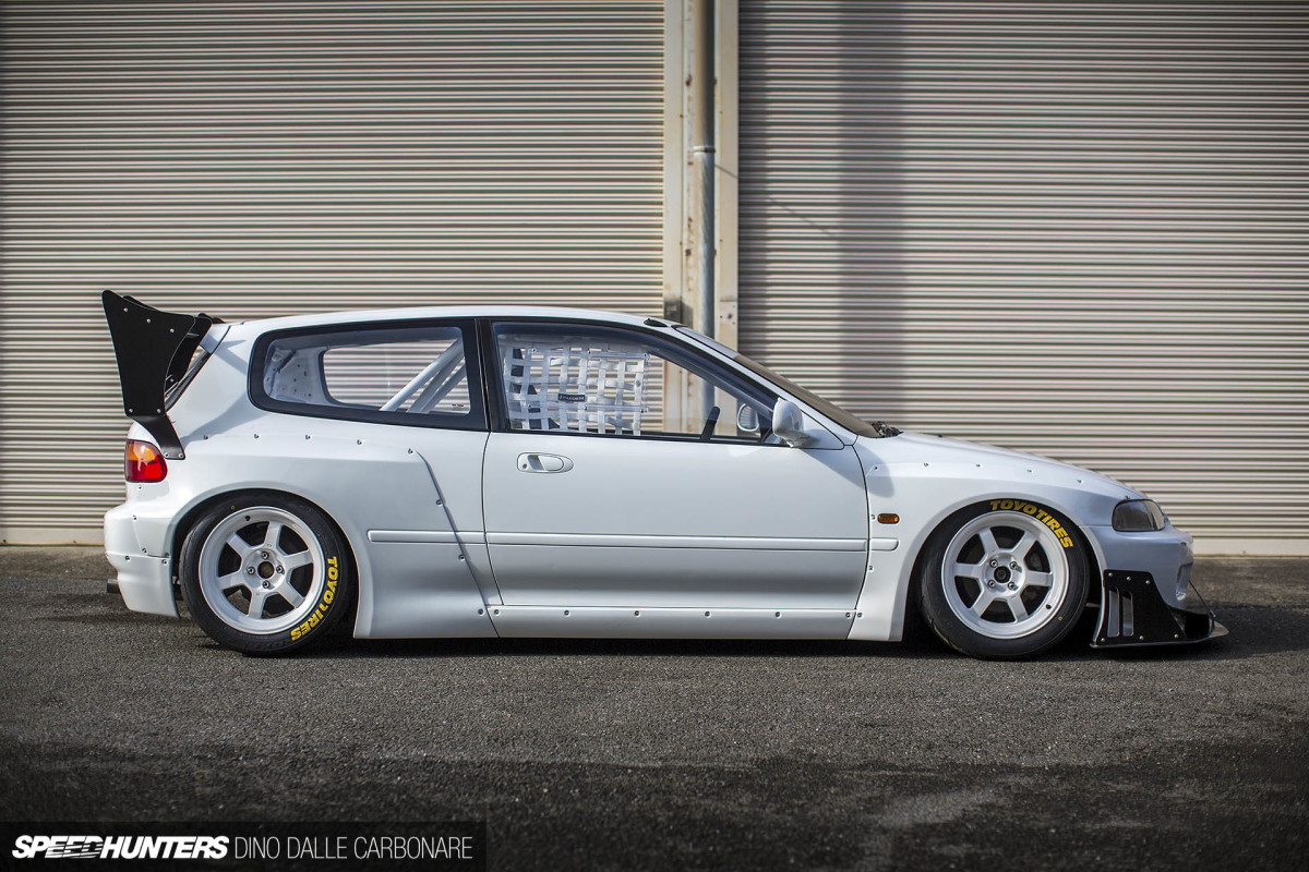 The Calm Before: Kei Miura's Pandem Civic