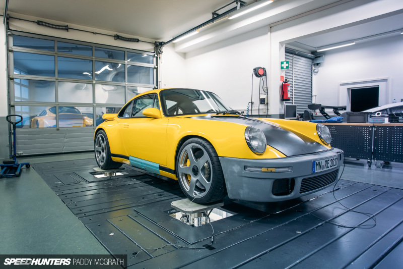 2018 RUF Yellowbird KW Suspensions Speedhunters by Paddy McGrath-3