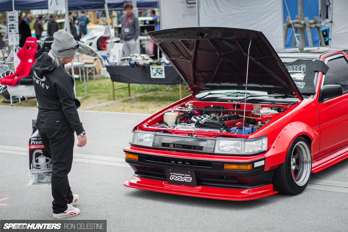 An Impulse AE86 For The Street