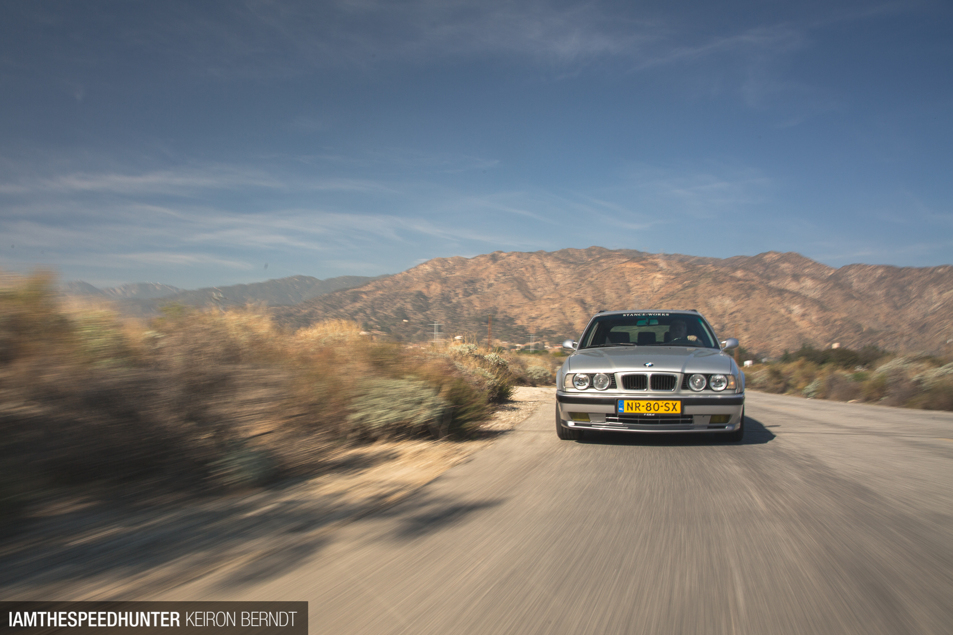 Can't Buy It? Build It: An E34 M5 Touring In The US
