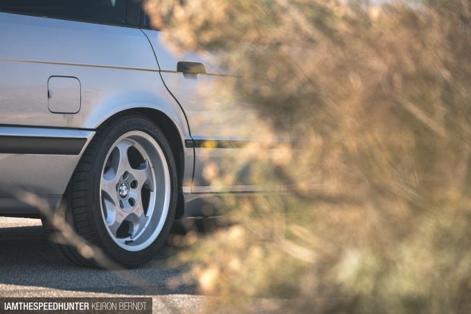 Keiron Berndt - Speedhunters - E34 Wagon