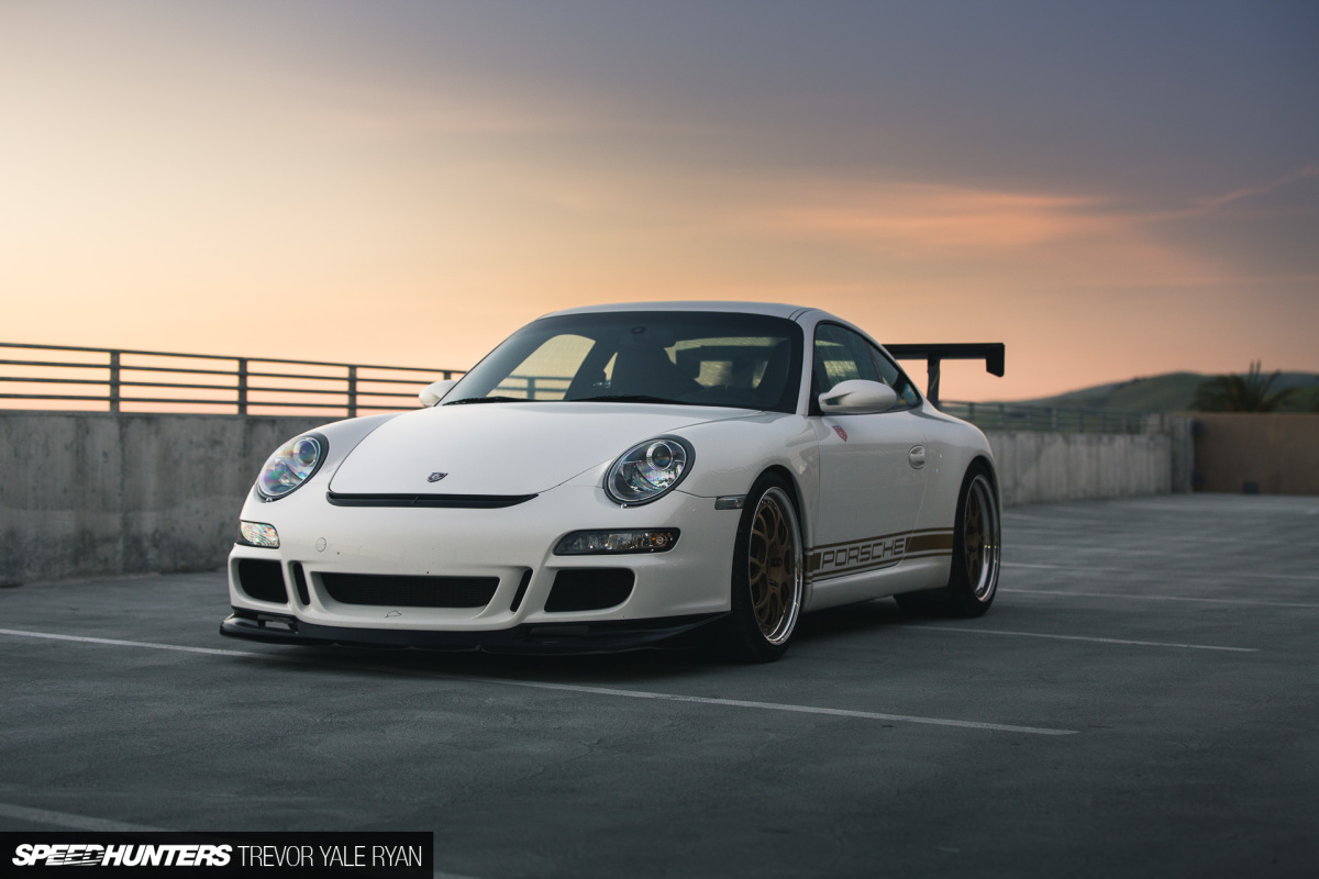 Bigger Is Better: A 4.1L 997 GT3