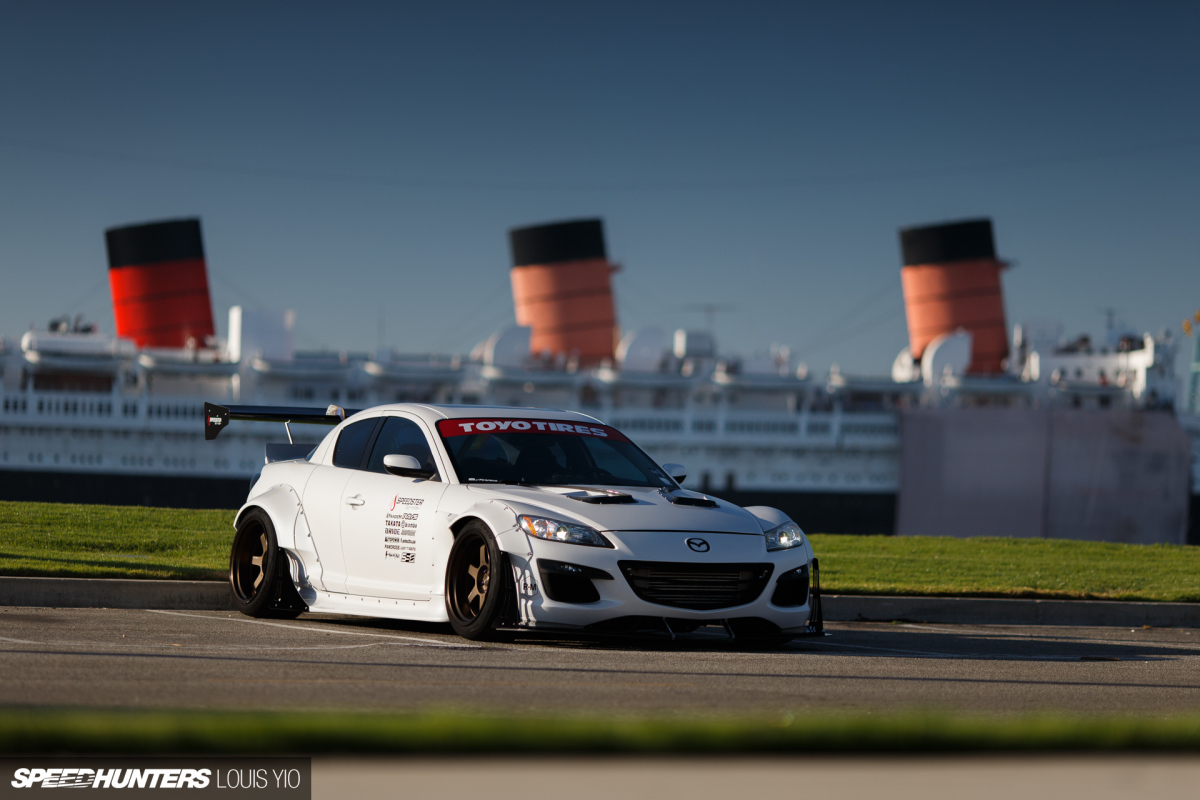 Deadline Set: Taking An RX-8 From Stock To SEMA