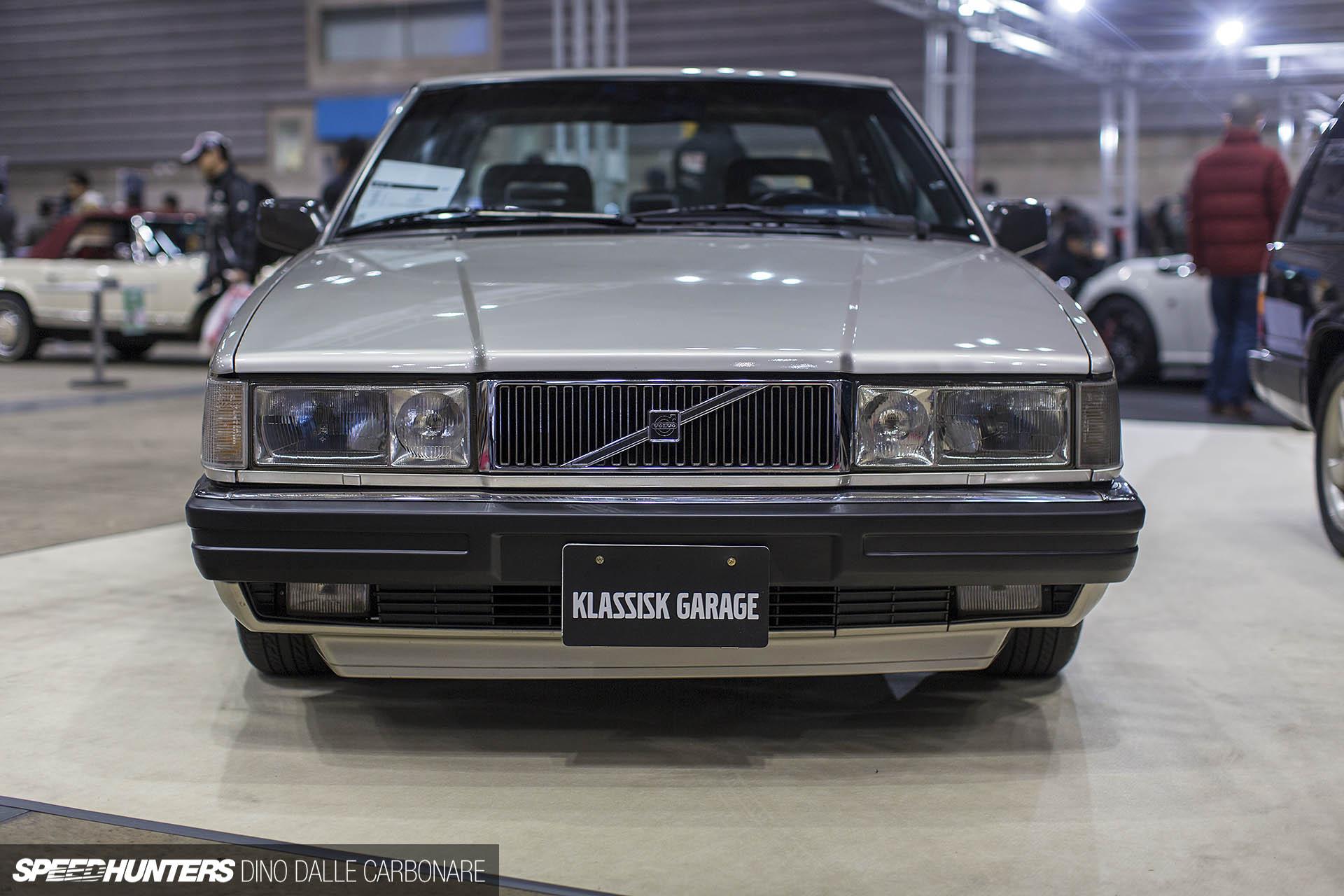 The Bertone-Designed Volvo - Speedhunters