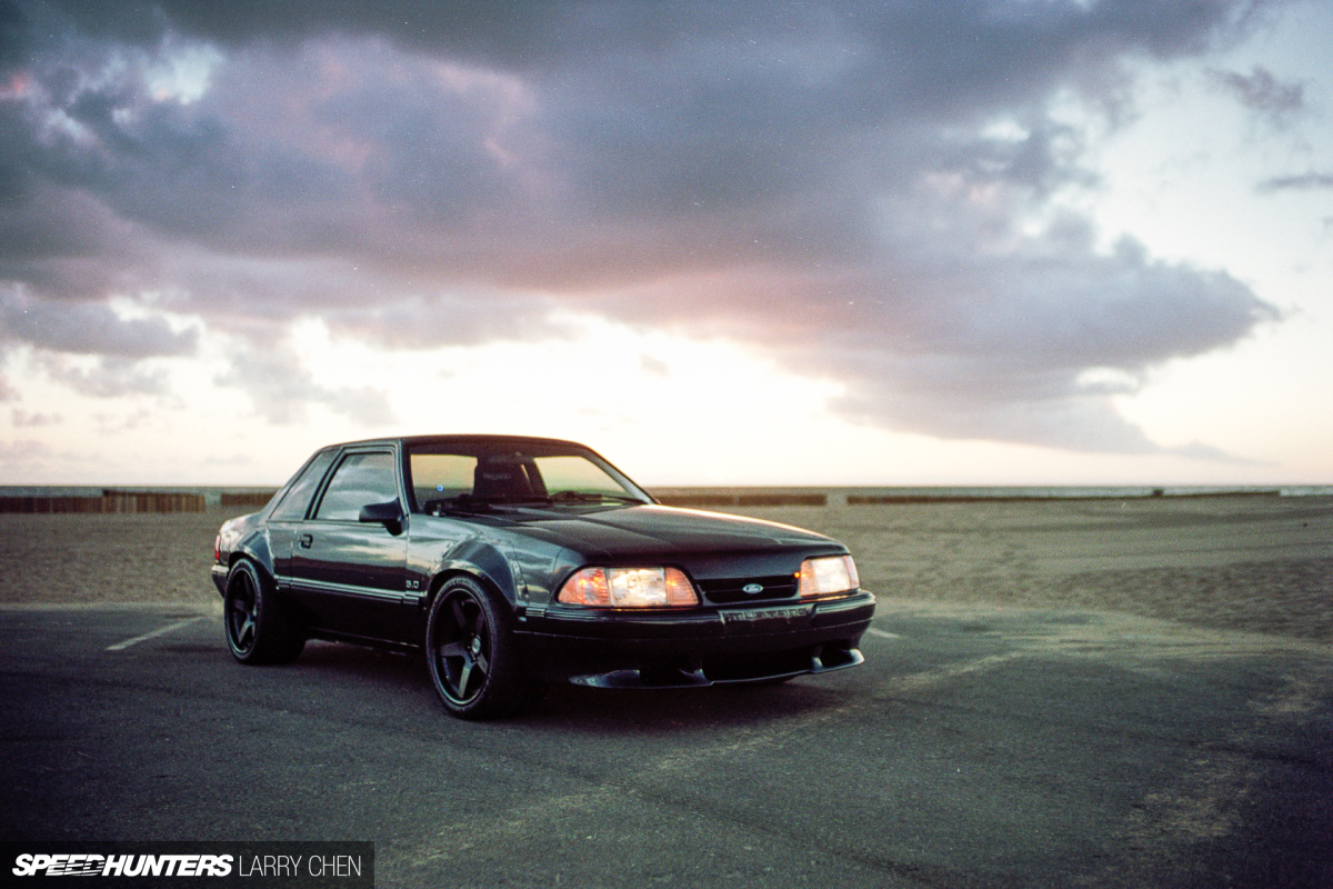 Experience Required: Matt Farah's '88 Fox Body