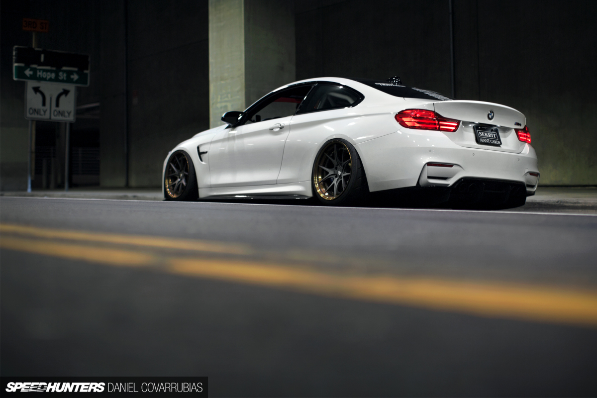 Take The Long Way Home: BMW M4 Versus DTLA