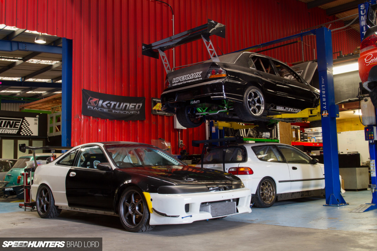 Building JDM Dreams In NZ: A Look Inside JTune