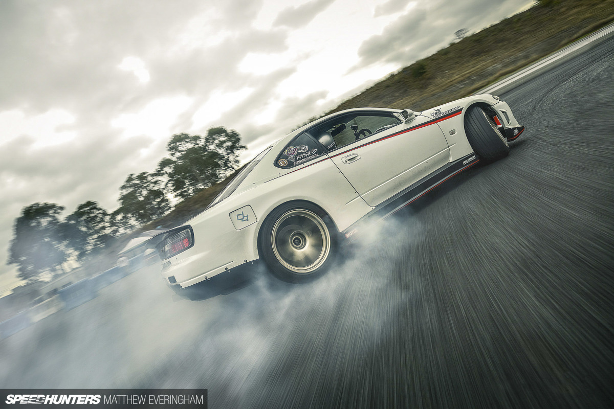 Can A Speedhunter Be A Driftmaster, Too?