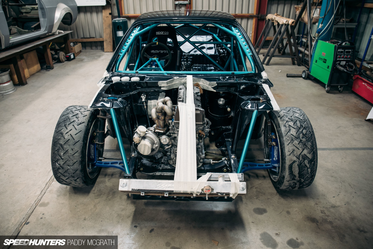 2018 Stone Motorsport K24 S15 Build by Paddy McGrath-20
