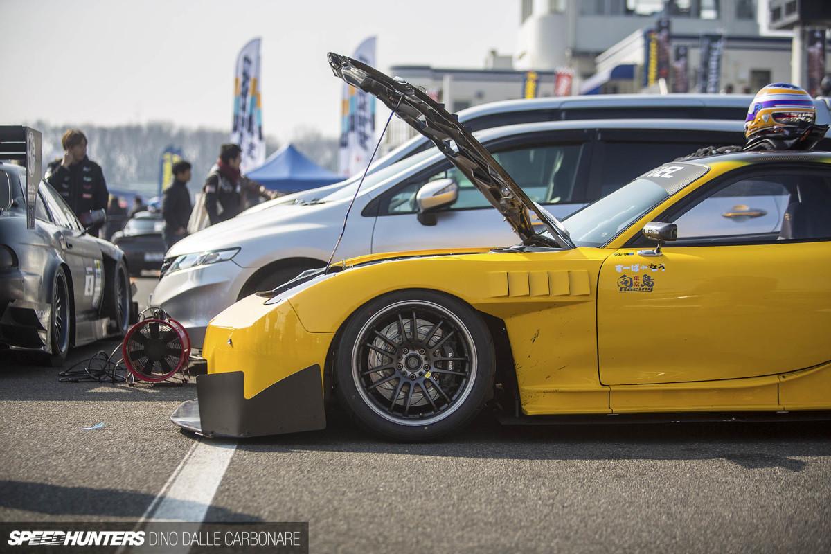 Top Fuel Racing's FD3S TimeAttacker