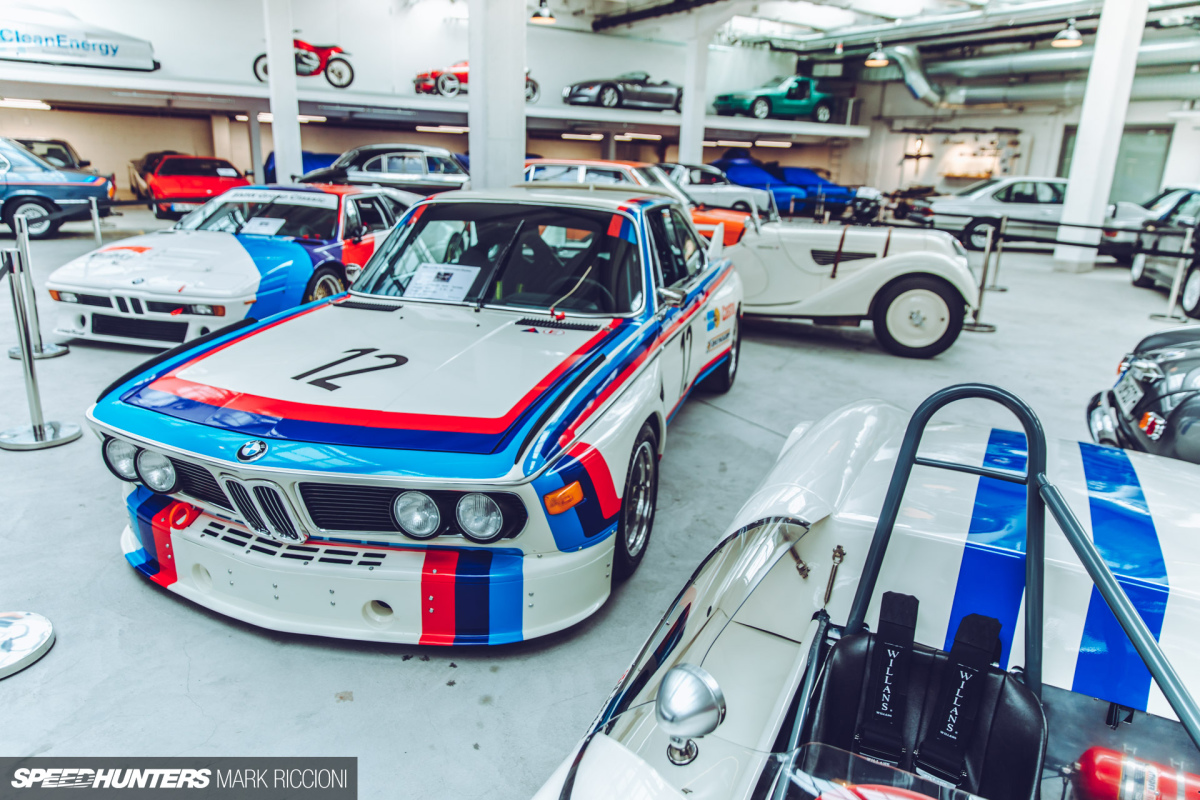 Behind Closed Doors: BMW Group Classic