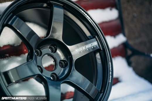 2018 Project GTI Volk Racing TE37 Saga Unboxing Speedhunters by Paddy McGrath-45