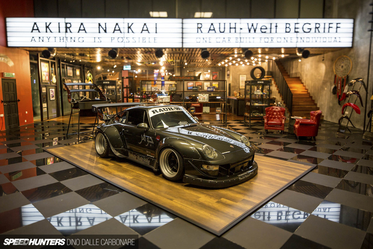 Ode To A Master: The RWB Museum