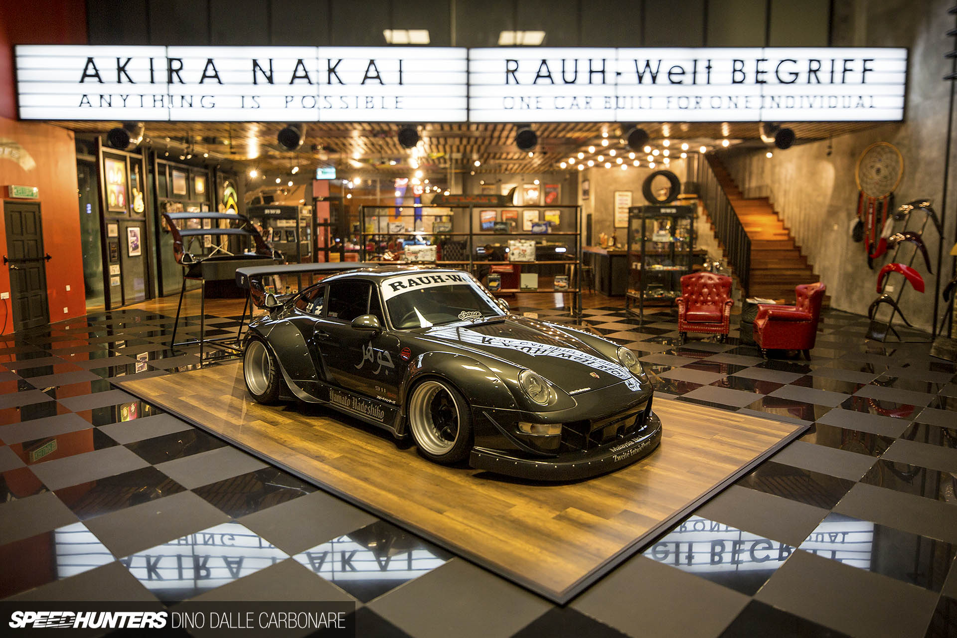 Ode To A Master: The RWBMuseum