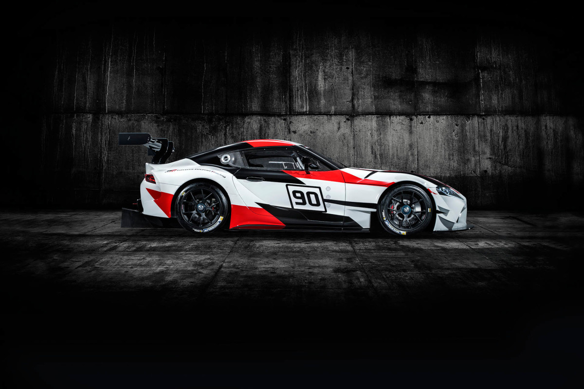 Gazoo Racing & The New Supra
