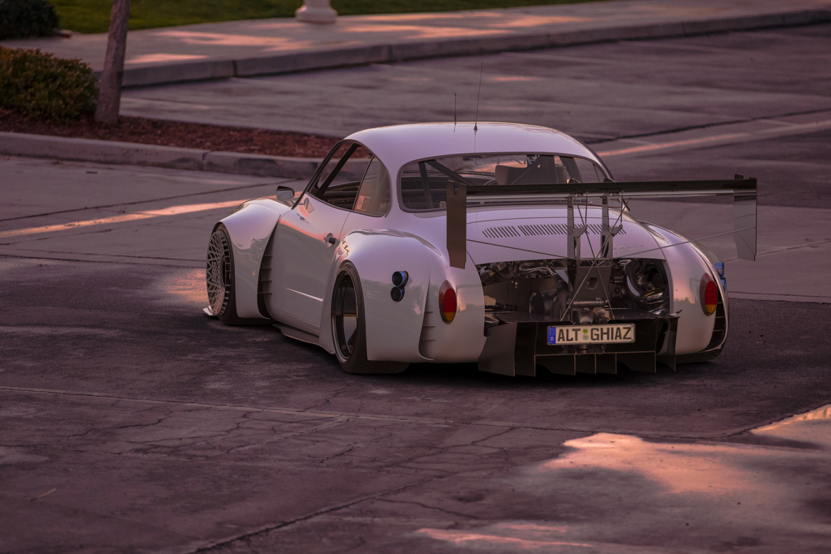 ALT Series: The Karmann Ghia