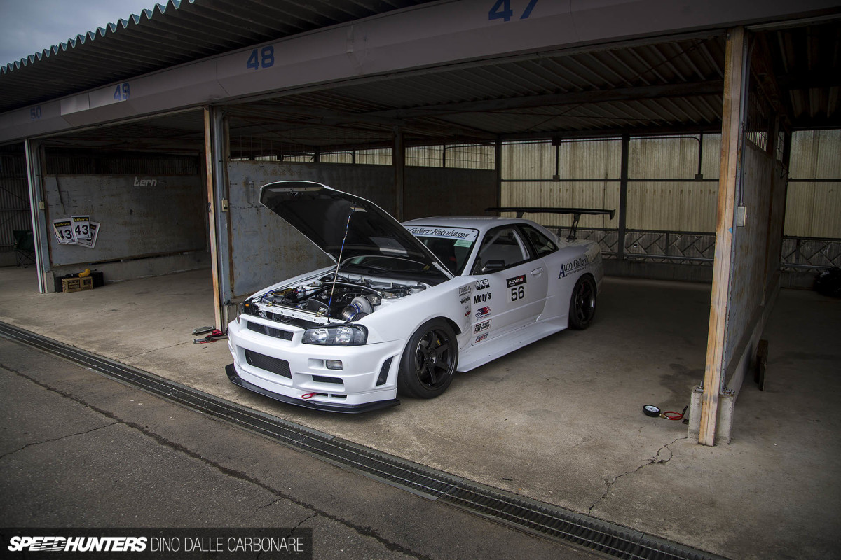 AGY's GT-R Game Is OnPoint