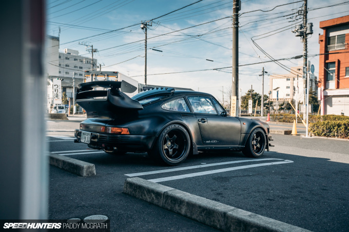 2018 Porsche 911 930 Omomuki studio ALLICA Speedhunters by Paddy McGrath-4