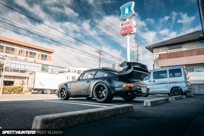 2018 Porsche 911 930 Omomuki studio ALLICA Speedhunters by Paddy McGrath-5