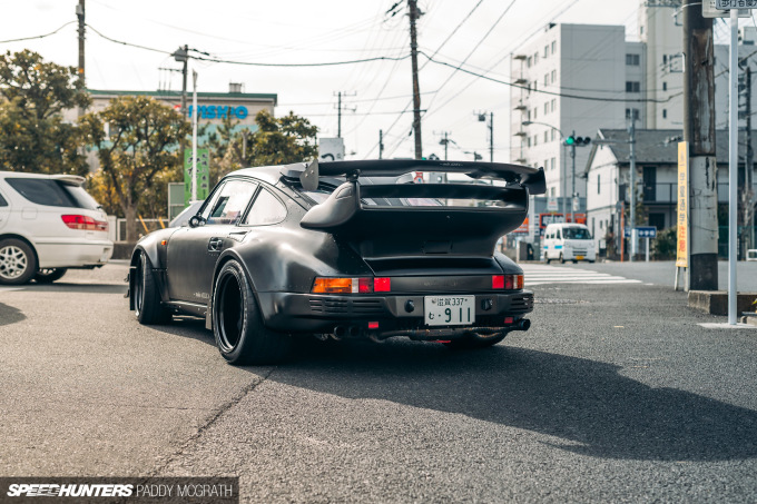 2018 Porsche 911 930 Omomuki studio ALLICA Speedhunters by Paddy McGrath-9