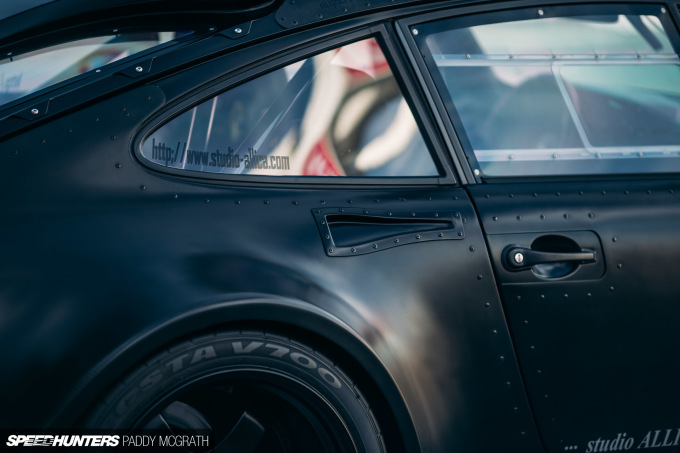 2018 Porsche 911 930 Omomuki studio ALLICA Speedhunters by Paddy McGrath-17