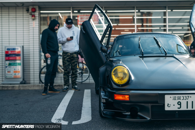 2018 Porsche 911 930 Omomuki studio ALLICA Speedhunters by Paddy McGrath-18