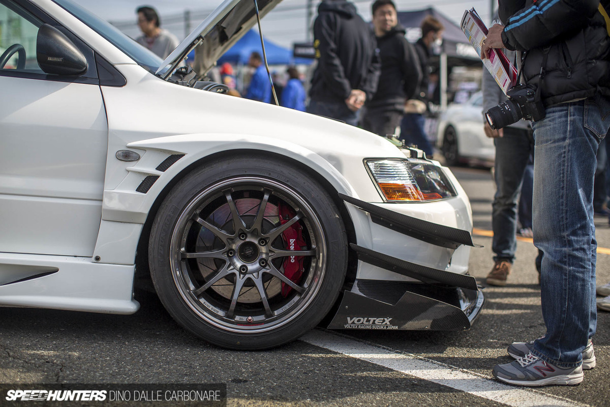 Unlimited Works' Brutally Effective Evo