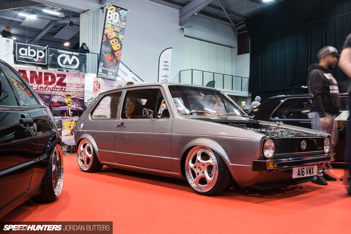 Best In Show: An Old School Mk1   Car News, Reviews, & Pricing for ...