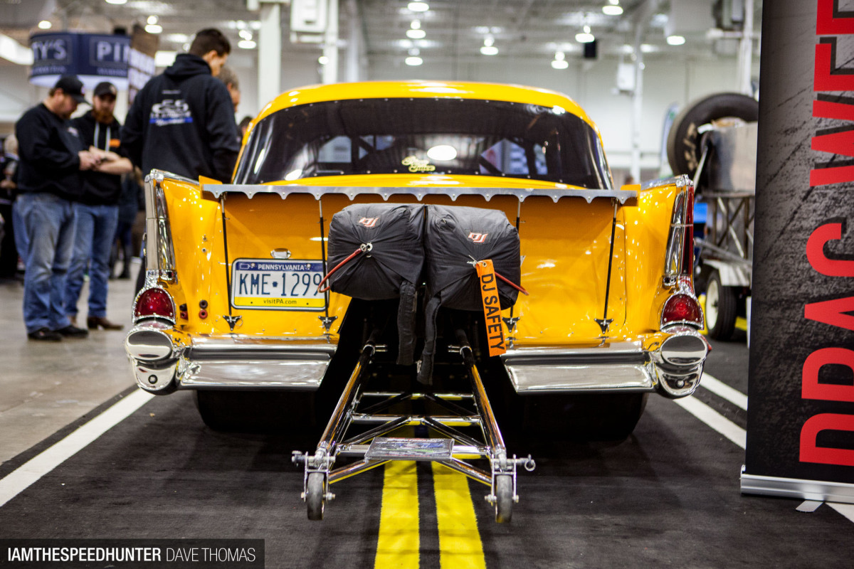 Hunting Speed & Style At Toronto Motorama