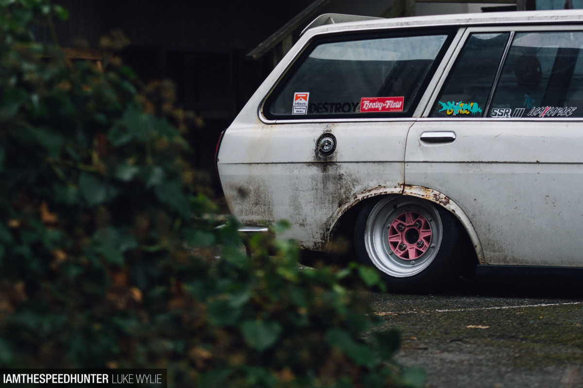 Seek & Destroy: An Authentic Datsun