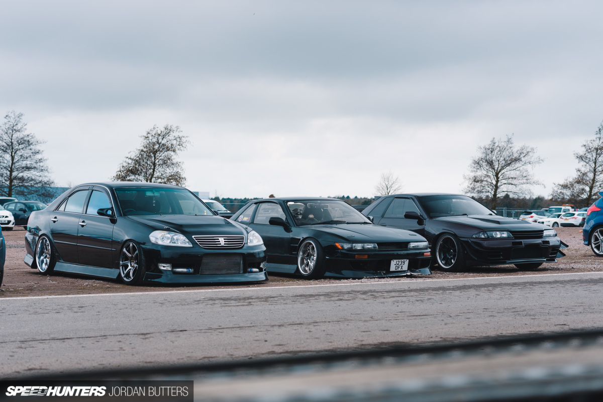 A Surprise JDM Trio – What Would YouChoose?