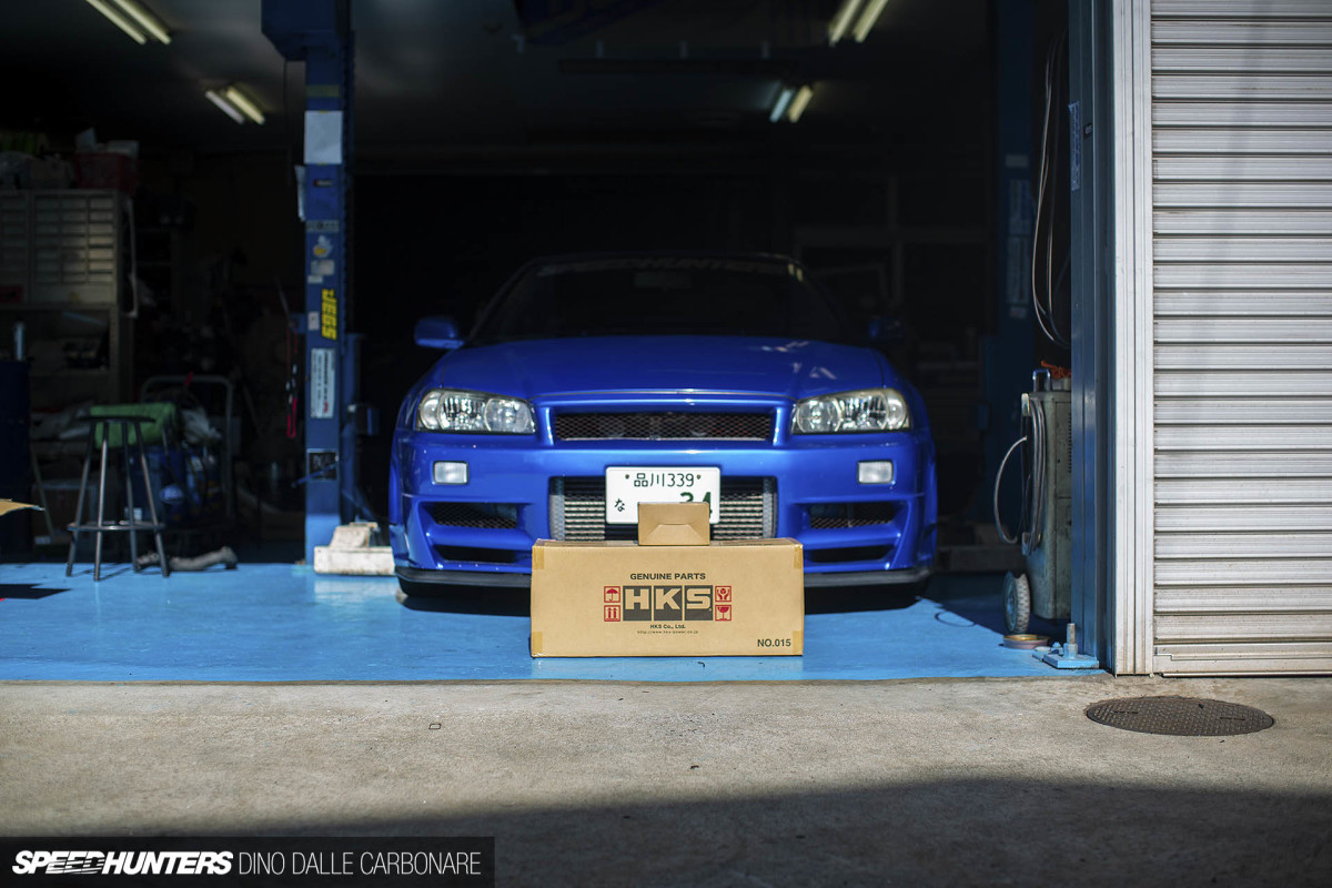 Project GT-R Gets Bigger Turbos