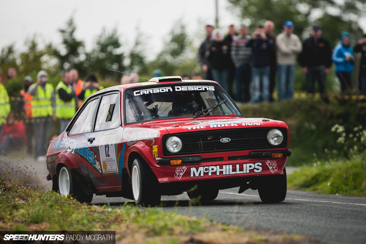 Irish Rallying Is The Best Rallying