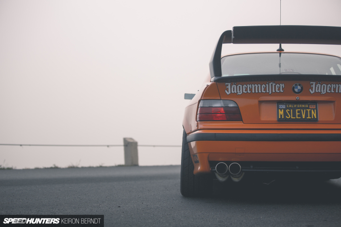 Keiron Berndt - Speedhunters - E36 Tribute