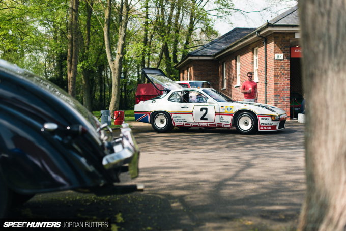 Anglo-German Relations: A Le Mans Legend Returns