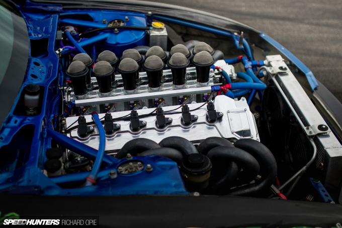 Nissan Silvia Hartley V12 Olivecrona Speedhunters Richard Opie (24)
