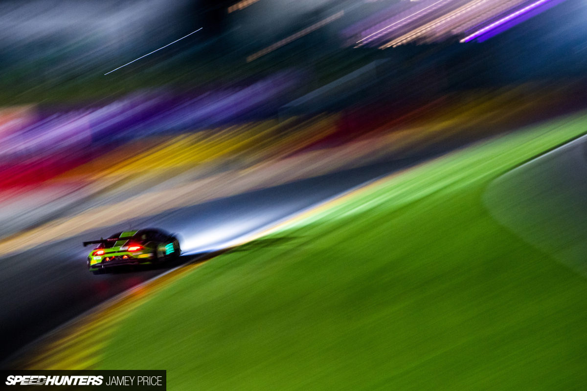 FRAMES: Shooting The Spa 24 Hour
