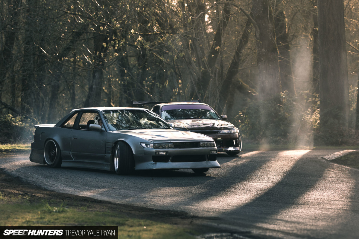 Couple Goals: The S15 & S13 Drift Duo